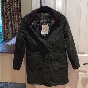 Barbour Sandbanks Wax Jacket